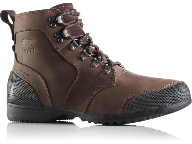 Sorel Ankeny Mid Hiker - Calzado Hombre - marrón/negro
